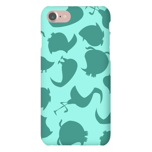 Birdie Pattern Phone Case