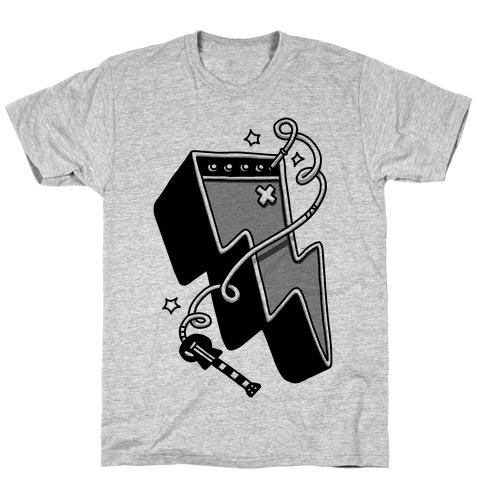 Lightning Amp T-Shirt
