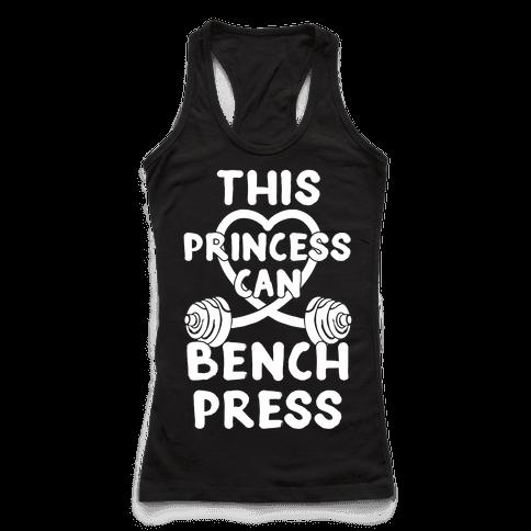 This Princess Can Bench Press