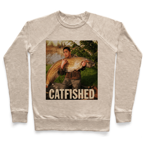 Catfished (Manti Te'o Version) Pullover