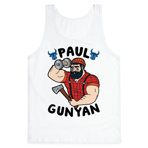 Paul Gunyan Tank Top