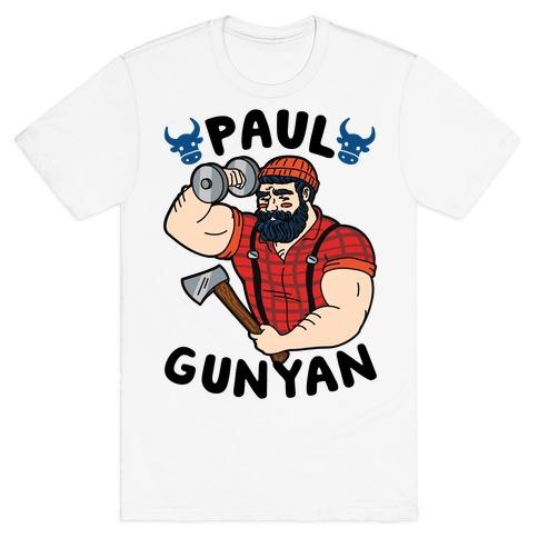 Paul Gunyan T-Shirt