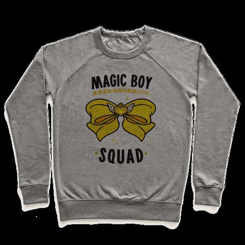 Magic Boy Squad (Yellow) Pullover