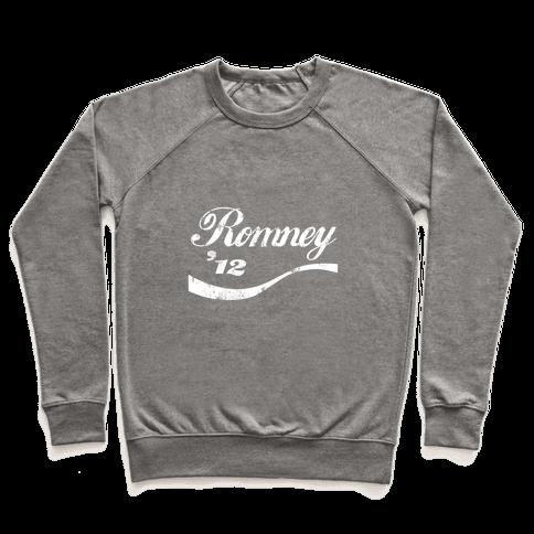 Romney Coke Pullover