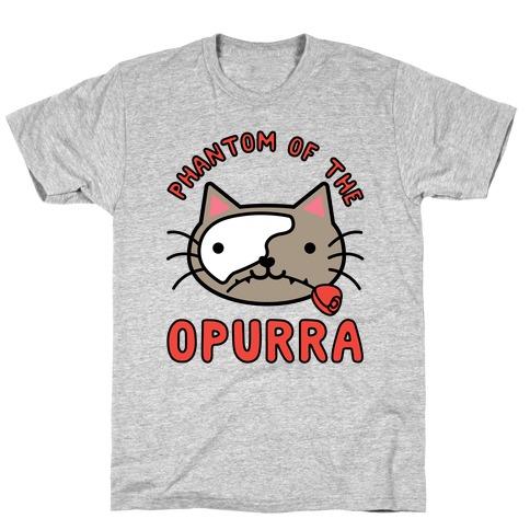 Phantom of the Opurra T-Shirt