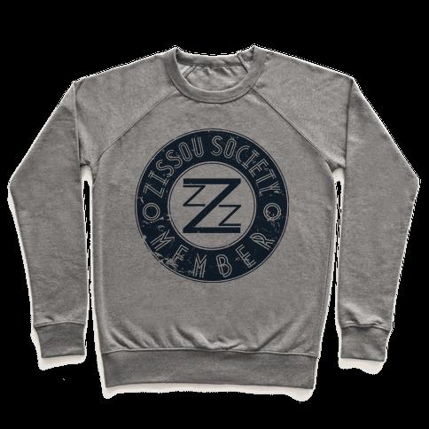 Zissou Society Member Pullover