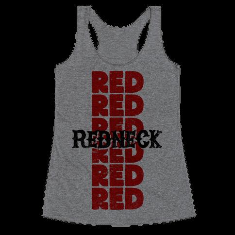 Redneck Racerback Tank Top