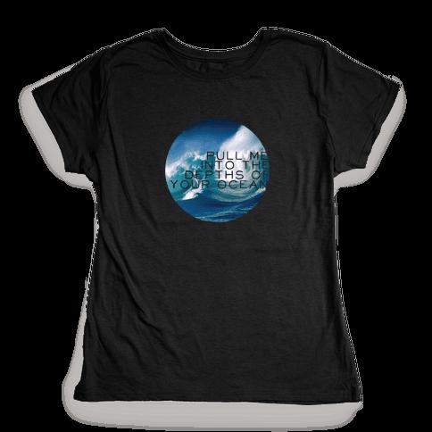 Your Ocean Womens T-Shirt
