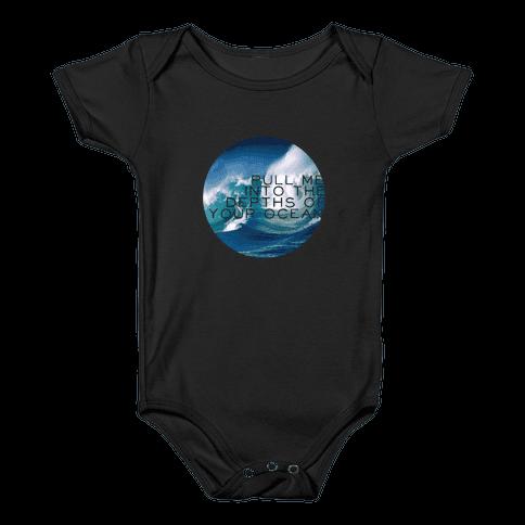 Your Ocean Baby Onesy