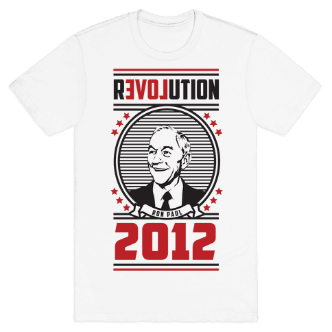 Ron Paul Presidency Mens T-Shirt