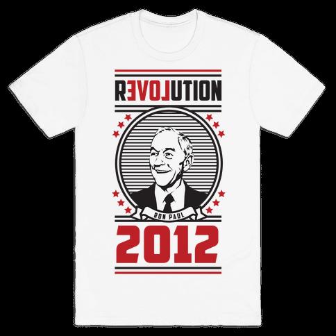 Ron Paul Presidency Mens T-Shirt