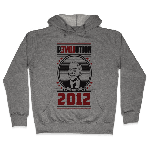 Ron Paul Presidency Hooded Sweatshirt
