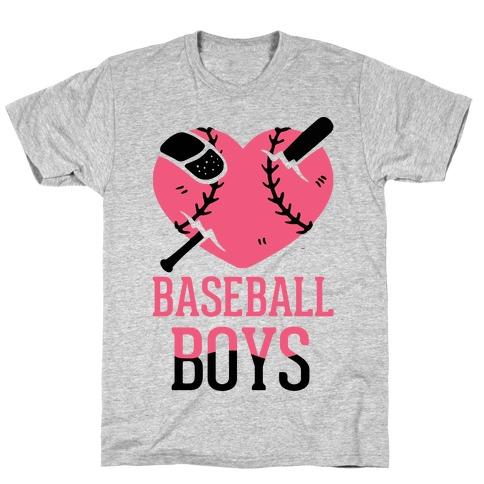 Baseball Boys T-Shirt