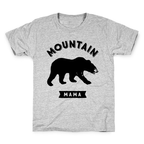 Mountain Mama Kids T-Shirt