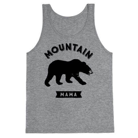 Mountain Mama Tank Top