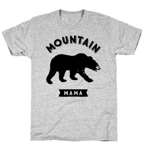 Mountain Mama T-Shirt