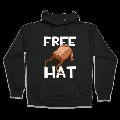Free Hat! Hooded Sweatshirt