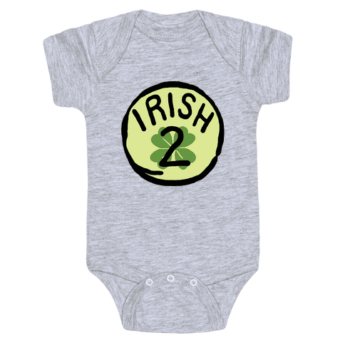 Irish 2 (St. Patricks Day) Baby Onesy