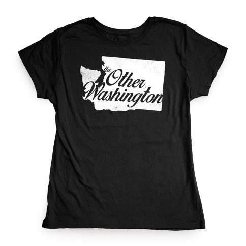 The Other Washington Womens T-Shirt