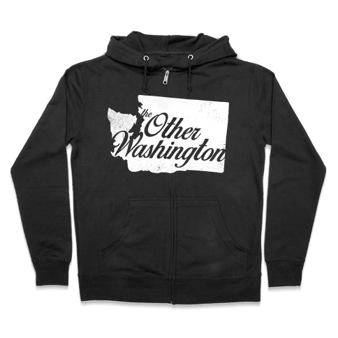 The Other Washington Zip Hoodie