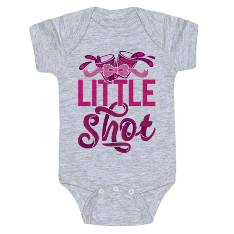 Little Shot (Sorority) Baby Onesy