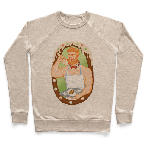 The Ginger Bread Man Pullover