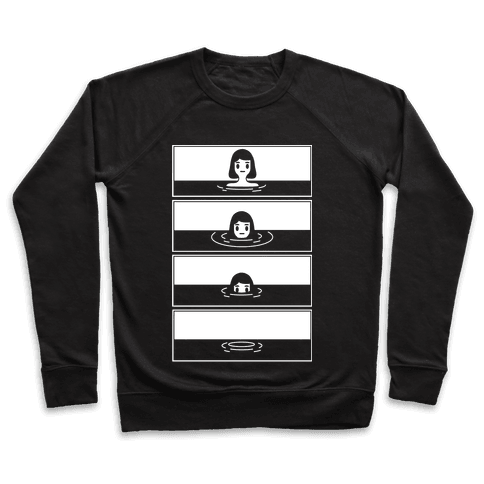 Sinking Girl Pullover