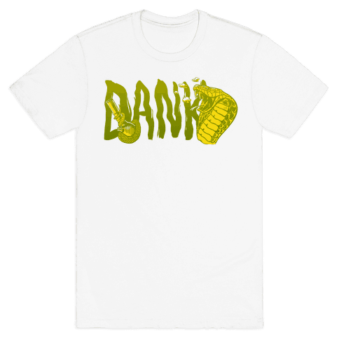 Cobra Dank (Green) Mens T-Shirt