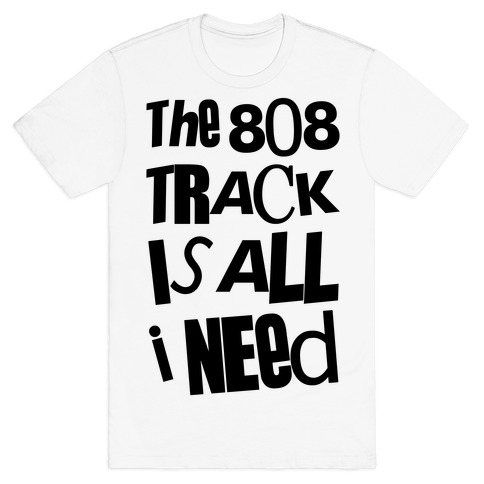 The 808 Track Mens T-Shirt