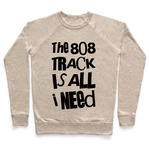 The 808 Track Pullover