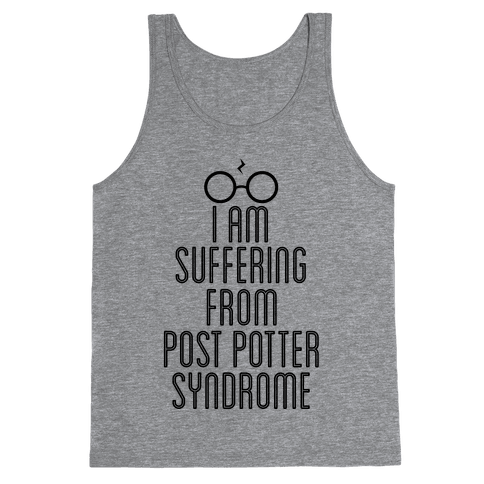 Post Potter Syndrome Tank Top