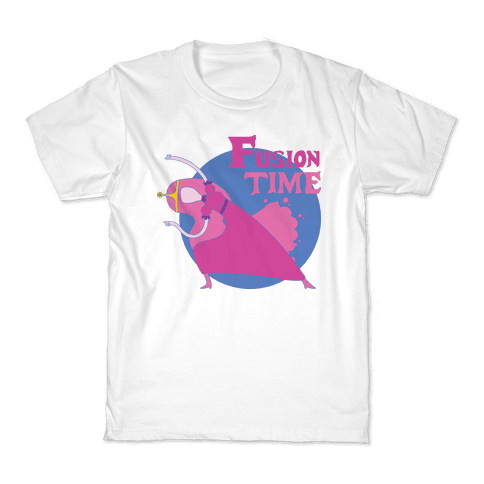 Fusion Time #2 Kids T-Shirt