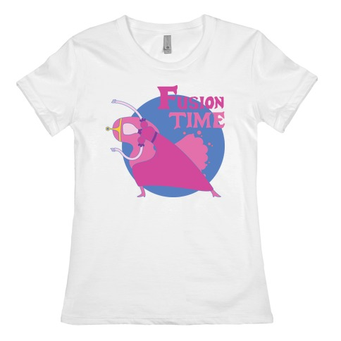 Fusion Time #2 Womens T-Shirt