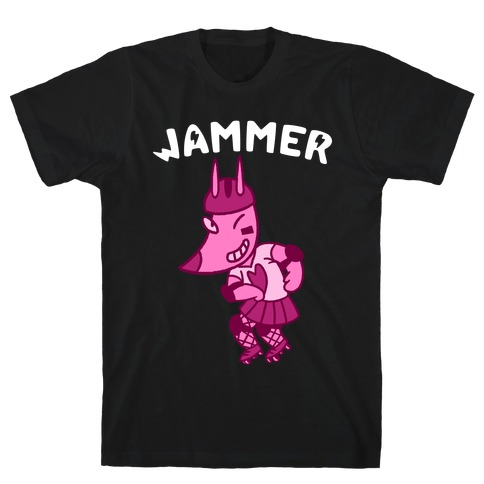 Jammer (Roller Derby) Mens T-Shirt