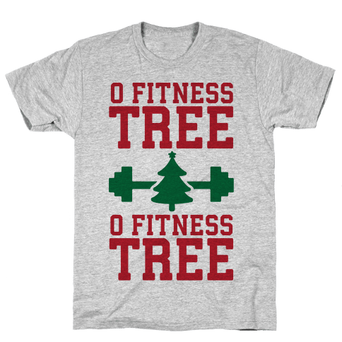 O Fitness Tree, O Fitness Tree Mens T-Shirt