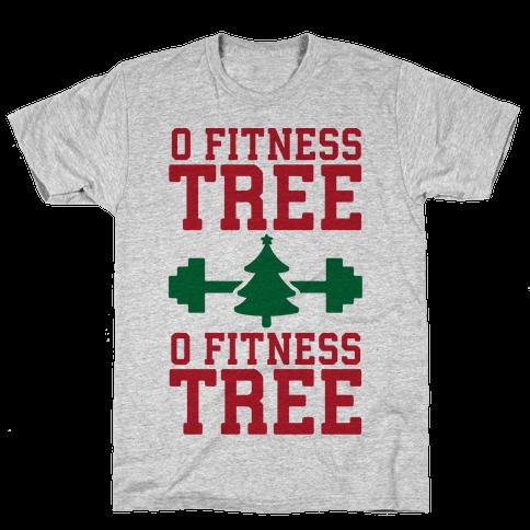 O Fitness Tree, O Fitness Tree Mens T-Shirt