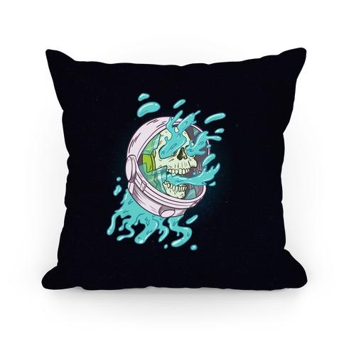 Barfstronaut Pillow