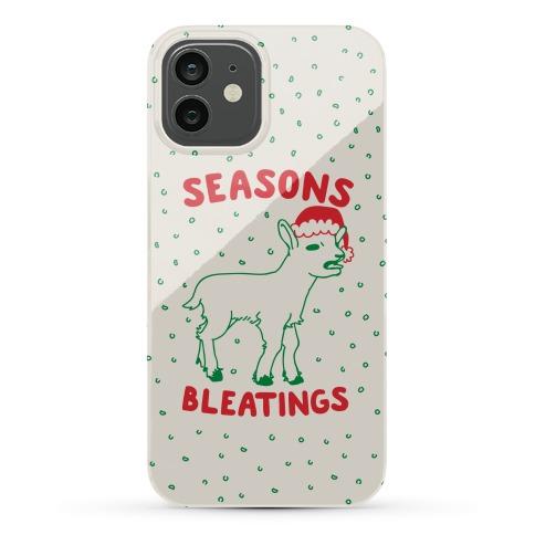 Seasons Bleatings Phone Case