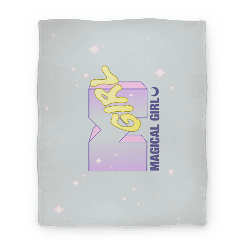 Magical Girl (MTV) Blanket