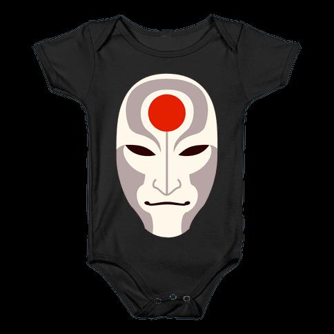Amon Mask Baby Onesy