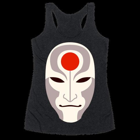 Amon Mask Racerback Tank Top