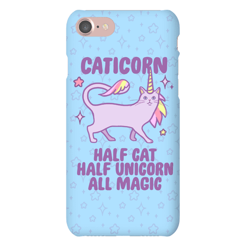 Caticorn Magic Phone Case