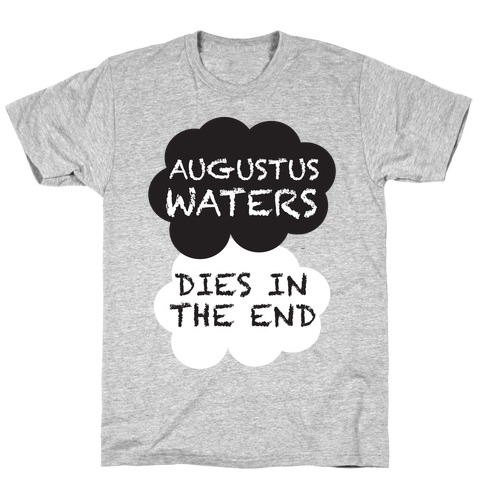 The Fault In Our Spoilers T-Shirt