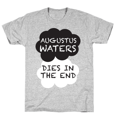 The Fault In Our Spoilers Mens T-Shirt