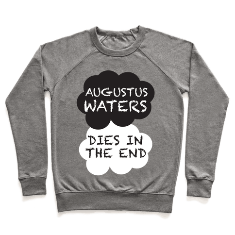 The Fault In Our Spoilers Pullover