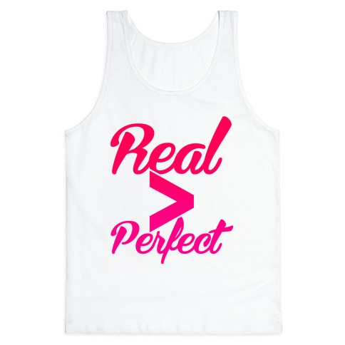 Real > Perfect Tank Top