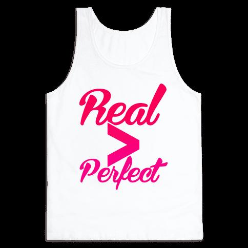 Real > Perfect Tank Top