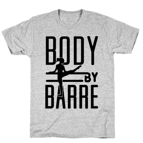 Body By Barre T-Shirt