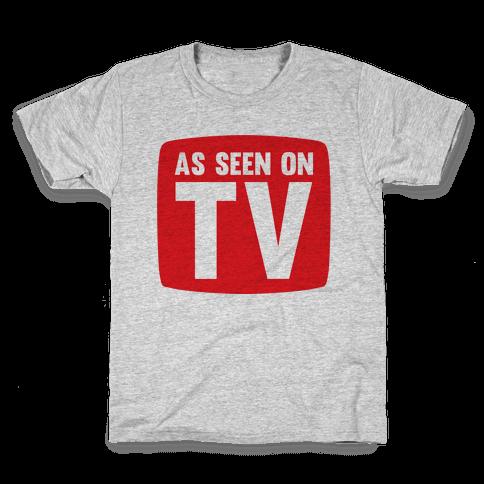As Seen On TV Kids T-Shirt