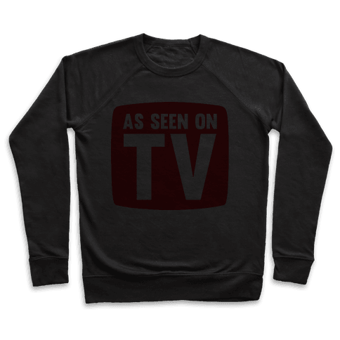 As Seen On TV Pullover